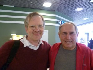 Pastors Graham & Valeriy